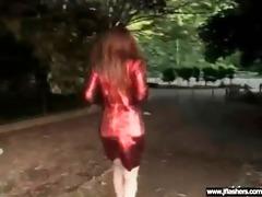 japanese angel flashing and having sex video-55