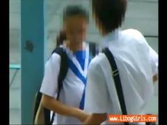 hong kong high school students