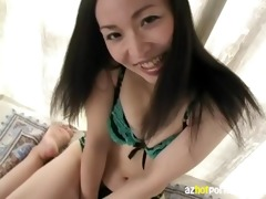 azhotporn.com - letting oriental chicks see him