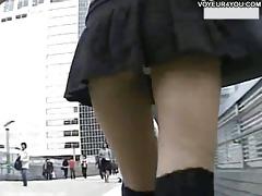 delightful panty underneath the petticoat