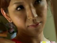 azhotporn.com - hawt asian housewife gagged, tied
