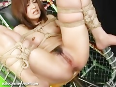 extraordinary japanese bdsm sex - marina 18