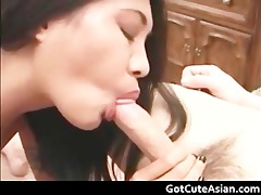 sexy oriental violet in nylons engulfing part9