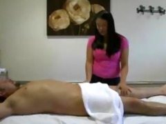 oriental masseuse goes the additional mile