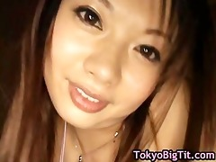 japanese babe gives tittyjob part3
