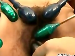 japanese touched up with many sex toys oriental