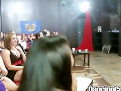 dancingcock giant dong bj party