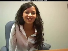 job interview turns into porn movie lesbo beauty