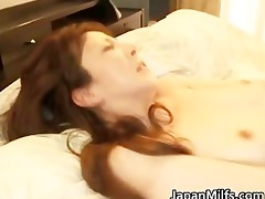 incredibly lascivious japanese milfs sucking part0