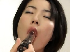 unfathomable anal sex with unshaved japanese gal