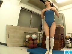 wicked mikuni maysaki enjoys attractive solo