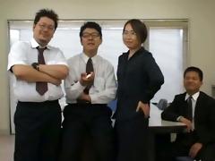 oriental secretary from oriental with butt milk