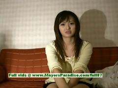 saori innocent wicked chinese gal is talking