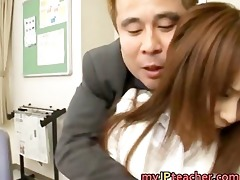 megu ayase enjoyable oriental teacher part6