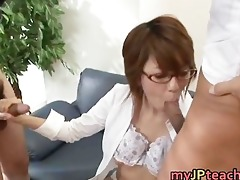 perverted japanese teachers in bizarre jav part9