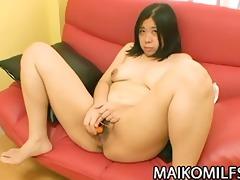 haruko fukuda - a cock-riding japanese mamma
