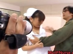 ai sayama nasty oriental nurse is lascivious part3
