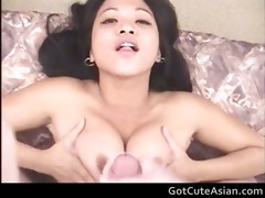 hot filipino loni giving a sexy blowjob