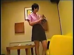 japanese girlfriend in advance of work