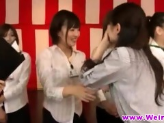 hawt shy oriental playgirl jerking off chap off