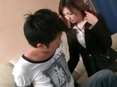 japanese legal age teenager stewardess sucks dick