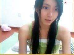 sexy korean cutie web camera show
