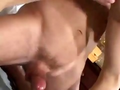 his hard-bodied oriental pick up