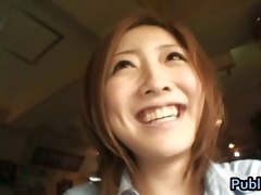 ai haneda nasty oriental legal age teenager has