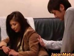 chisa kirishima oriental mother i gives fantastic