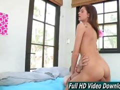 presley dawson brunette hair str legal age