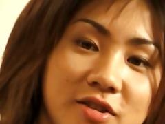 super hirsute japanese vagina acquires fingered