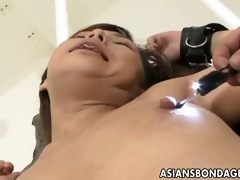 oriental playgirl bond and fuckd by a fucking
