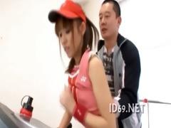 joy with breasty asiana