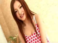 cute suzuka can how her boyfriend licks and sucks