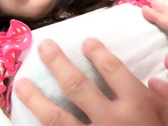 rui natsukawa trimmed bawdy cleft fingered,