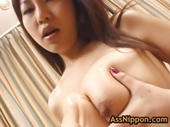 awesome rei himekawa receives drilled