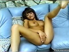sexy oriental wild toy insertion!