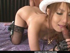nasty and nice-looking honey yuna hirose pounder