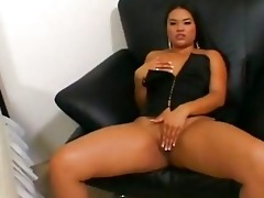 concupiscent oriental ashley marie getting the