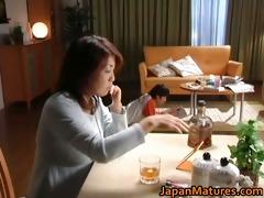 lascivious japanese aged hotties engulfing