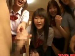 japanese av model engulfing rod