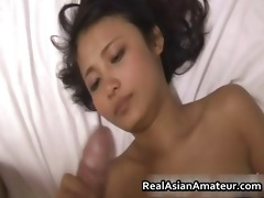 girl oriental chick blows and receives rammed