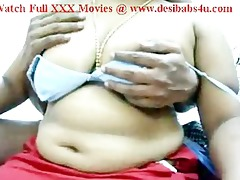indian old aunty boobs playground