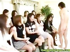 japanese asian oral-stimulation group