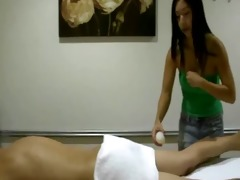 real oriental masseuse gives tubjog