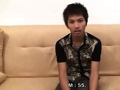 myanmar guy cums for the cameraman