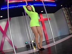 my yanggarbo mamasan mommy dancing at the o club