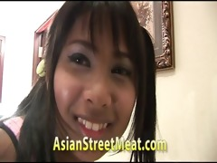oriental backdoor anal bum sucker
