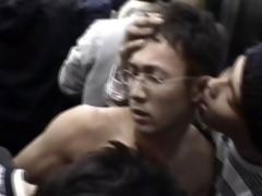 [japan] mad boys on the express trains