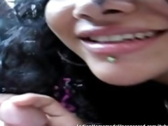 desi oral stimulation